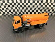 Conrad Mercedes-Benz Haller 10,000 Litre Vaccum Truck -Orange- 1:50 Boxed