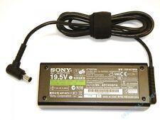 Caricabatterie ORIGINALE alimentatore VGP-AC19V42 per Sony Vaio - 19.5V 4.7A 90W