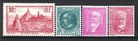 FRANCE ANNEE COMPLETE 1933 YVERT N° 290 / 293 , 4 TIMBRES NEUFS xx LUXE  M979