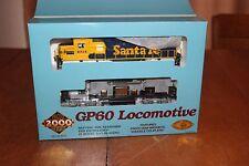 Proto 2000 GP60 Locomotive Santa Fe #4034 Engine 30550 AT&SF NIB Limited Edition