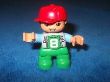 Lego Duplo Ville Kind Junge Cappy Modern 10840 NEU Figur