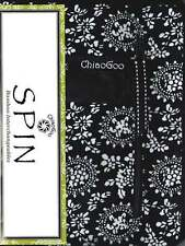 """ChiaoGoo ::SPIN 4"""" Bamboo Interchangeables:: Complete US 2- US 15"""