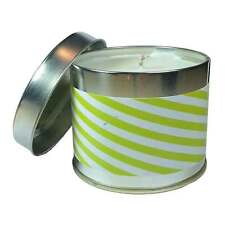 Vanilla Scented Travel Tin Candle - Handmade in South Africa - Fair Trade