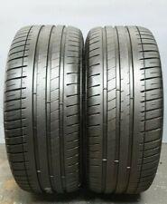 2x 225 40 18 Michelin Pilot Sport 3 S1 92W XL 5.8MM PAIR