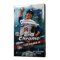 2016 Topps Chrome Baseball - Pick A Player