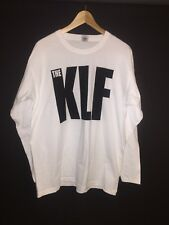 The Klf Long Sleeve T Shirt Rave Justified Ancients Of Mu Mu Chill