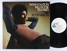 Gil Scott-Heron - The Revolution Will Not Be Televised LP - Flying Dutchman