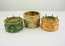 3 Assorted Faberge Items
