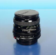 Sigma mini-wide 28mm/2.8 Lens Objectif Lentille pour Canon FD - (41608)