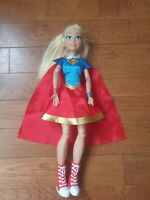 "Supergirl 18"" superhero Action Doll DC Comics Figure rare collectable"
