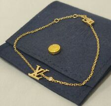Louis Vuitton Idylle Blossom Yellow Gold Diamond Bracelet