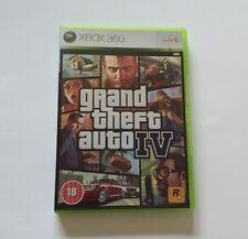 Xbox 360 Game, GTA/ Grand Theft Auto 4.