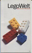Ausstellungskatalog - LegoWelt - Spiel mit der Phantasie