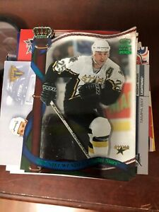 Pacific Ice Hockey Cards (1997 - 2002) Various Lot, 268 Cards