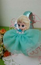Frozen Elsa Boutique Hair bows Baby Infant Girls Handmade Hadeband