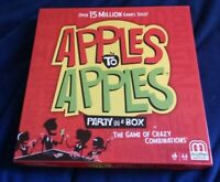 Apples to Apples: Party in a Box Board Game/Card Game, 4-8 Players Ages 12+