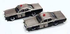 N Scale Police Cars - State Police