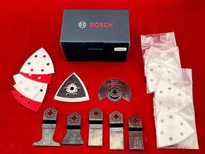 Bosch 33-Tlg Multimaster Set Original Multitool OIS BOX GOP PMF Fein Makita TOP!