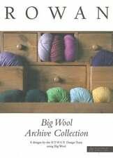 Wool Women Crocheting & Knitting Patterns