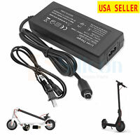 42V 2A Power Supply Charger For Xiaomi Mijia M365 Electric Skateboard Scooter US
