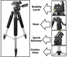 "Pro Series 57"" Tripod With Case For Pentax K-S1 K-S2 K-3 K-3 II M2 K-50"