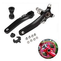 IXF Aluminum Alloy Bicycle Crankset MTB Bike 170mm BCD 104mm Bottom Bracket US