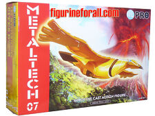 Mysterious Cities of Gold GOLDEN CONDOR HL Pro Metaltech 07 Figure Cites D'or