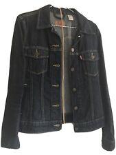 Levis Denim Jacket Size Small