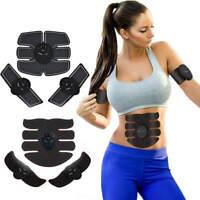 EMS Muscle Stimulator Smart Abdominal Training Electric Weight Loss Fitness Belt