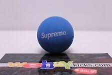 Supreme New York Blue Silver Sky Bounce Rubber Limited Handball Brand New