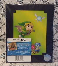 Nintendo DS Phantom Hourglass Link Cel Print Zelda Limited Edition 13045/50000