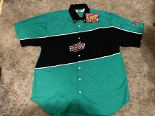 Winners Circle Bobby Labonte Interstate Batteries 18 Nascar Pit Crew Shirt- XL