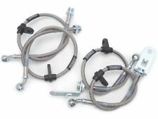 Front and Rear Brake Hydraulic Hose Kit For 94-99 Dodge Ram 1500 2500 JX93D3