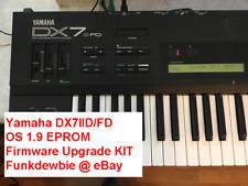 Yamaha DX7IID/FD OS 1.9 EPROM Firmware Upgrade KIT