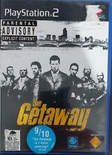 PS2 THE GETAWAY PS2 PlayStation 2 Inc Manual