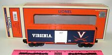Lionel New 6-39283 Virginia University boxcar
