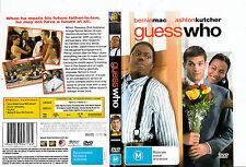 Guess Who-2005-Bernie Mac-Movie-DVD