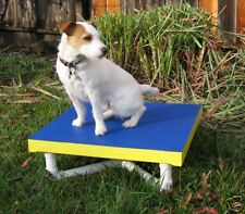 Dog Agility Equipment Mini  Pause Table