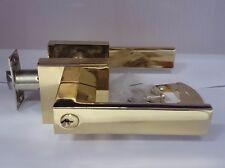 Entrance door lock & lever handle  PVD