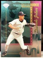 1996 Donruss Gold Leaf Rookie Derek Jeter #211 New York Yankees