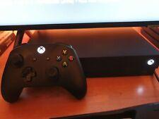 Xbox One X 1TB Console Microsoft USATA