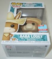 Baba Looey Funko Pop Quick Draw McGraw 281 NYCC 2018 Fall Convention Exclusive