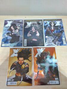 X-23 #1- 5 NM Marvel Comics Set