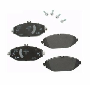 For Mercedes W205 C300 15-16 Front Disc Brake Pad Premium Ceramic 008 420 38 20