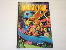 FANTASTIC FOUR BRITISH ANNUAL 1980 MARVEL COMICS
