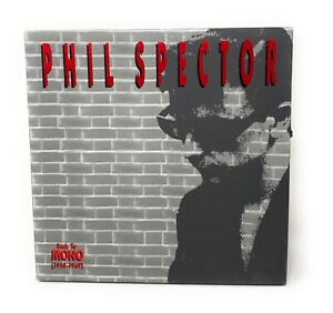 No Disc 4 Incomplete Phil Spector (4-CD Box Set) Back To Mono W/ Booklet Button