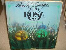 Alba Rosa - En Concierto De Navidad - Rare LP in Good Conditions L1