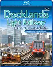 Docklands Light Railway: Riding High in London - Part 1 *Blu-ray   (Cab Ride)