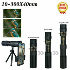 Arctic P9 Military Telescope - 4k 10-300x40mm Free And Very Fast Shipping