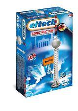 eitech Metallbaukasten - Berliner Fernsehturm C450  by Brand Toys